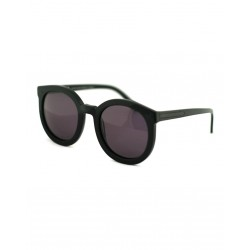 Karen Walker Super Duper Strength sunglasses - Black Frame