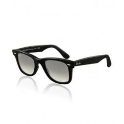 RAY-BAN RB2132 New  Wayfarer Classic  901/32  Black Frame With Grey Gradient Lens