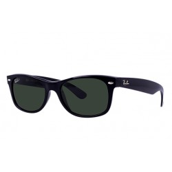 RAY-BAN RB2132 New  Wayfarer Classic  Model 901/58  Black Frame With Polarised Lens