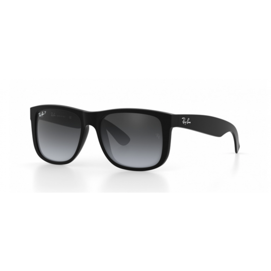 RAY-BAN RB4165 Justin   Matte Black Frame - Black Polarised Lens