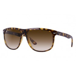 RAY-BAN RB4147 Model 710/51 Tortoise Frame With Light Brown  Gradient Lens