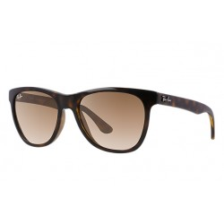RAY-BAN RB4184 Model 710/51 Tortoise Frame With Brown Gradient Lens